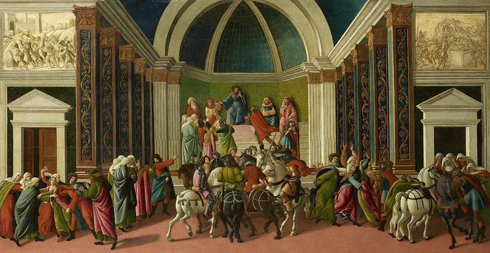 Le Storie di Botticelli a Bergamo - Arte