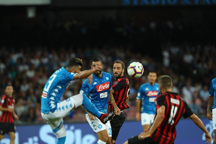 Serie A: Napoli-Milan 3-2 7aeb22333a7d8a1bc10c2fbe825c5bb8