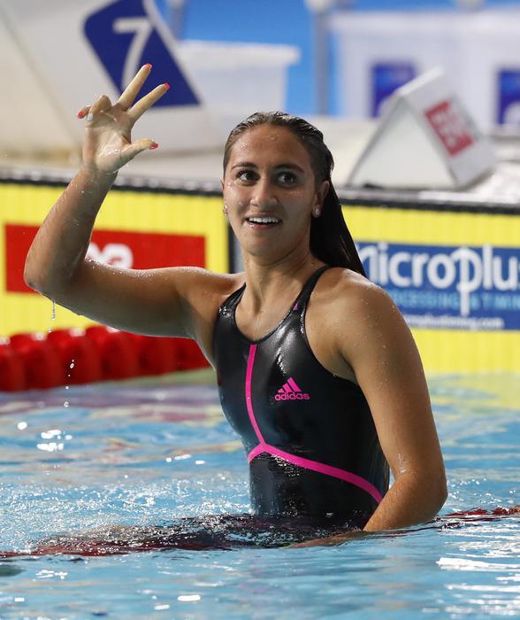 54fbe91f2ec1 Europei: Italia da sogno nel nuoto, chiude con tris d'oro - Nuoto - ANSA.it