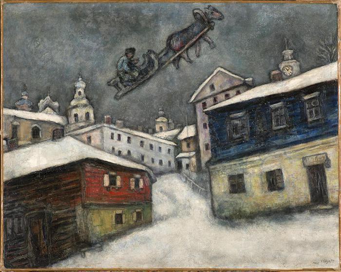 Chagall tra utopia e sogno - Arte