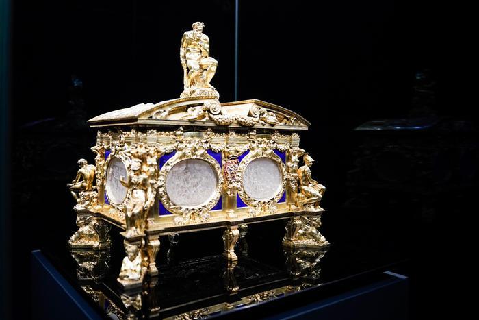Torna la Cassetta Farnese, scrigno di misteri - Arte