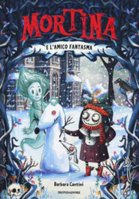 Mortina e l amico fantasma libri ansa