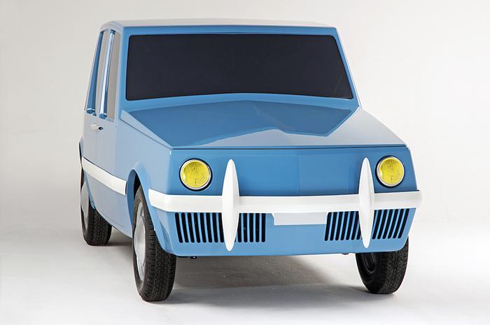 Linea Diamante, l'auto secondo Giò Ponti E268c07d616777aacf7b8f04749c0489