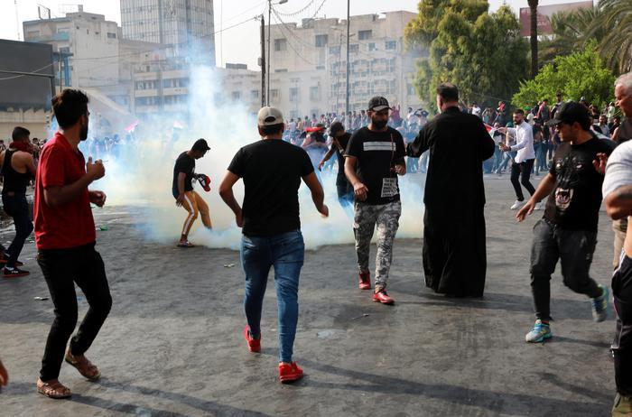 Iraq, Salgono A 3 I Morti Nelle Proteste