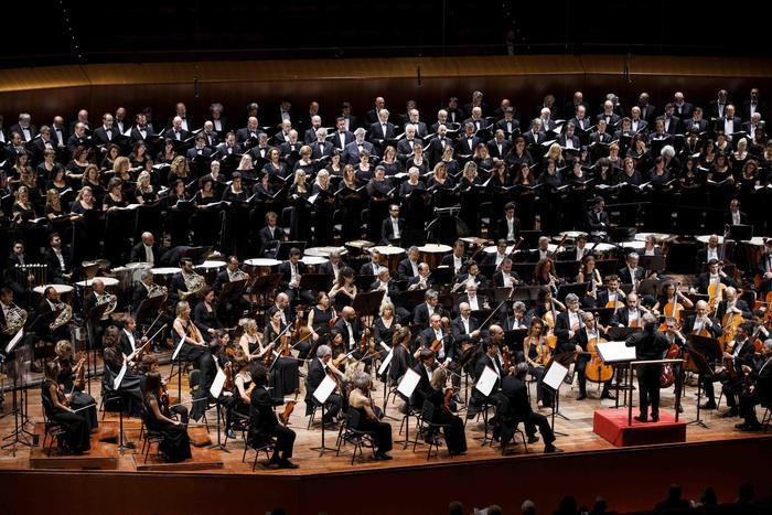 S.Cecilia, Pappano trionfa con Berlioz