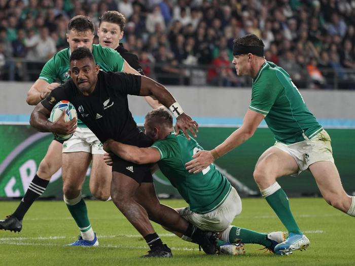 Rugby: Mondiali,All Blacks in semifinale
