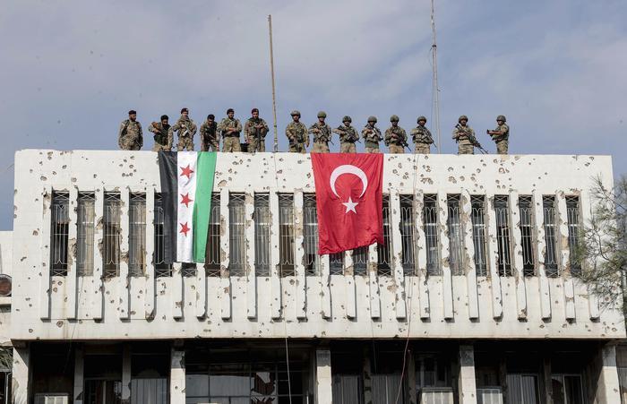 Siria: morti 4 soldati siriani