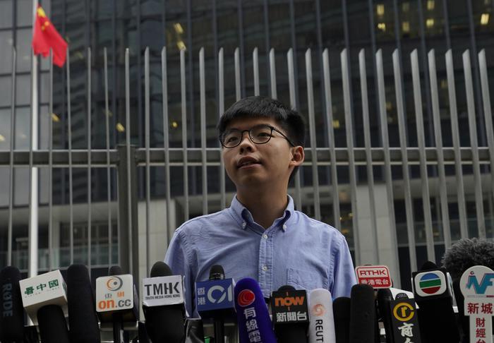 Wong: 'il governo di Hong Kong pagherà'