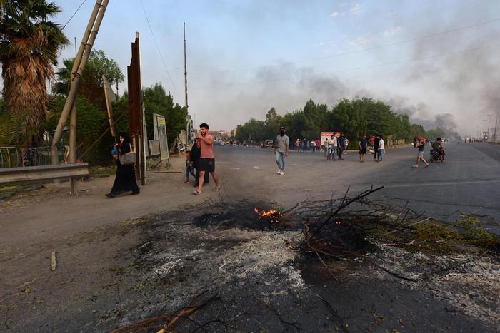 Iraq: 'Violenze sono colpa del governo'