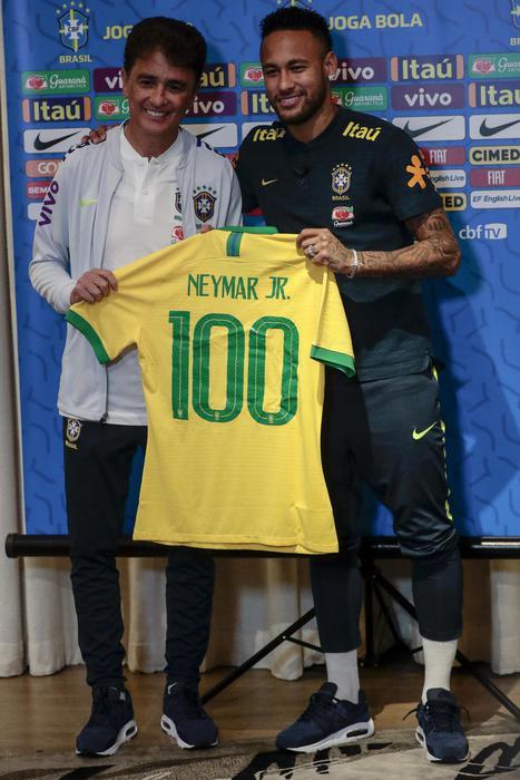 Calcio: solo 1-1 tra Brasile e Senegal