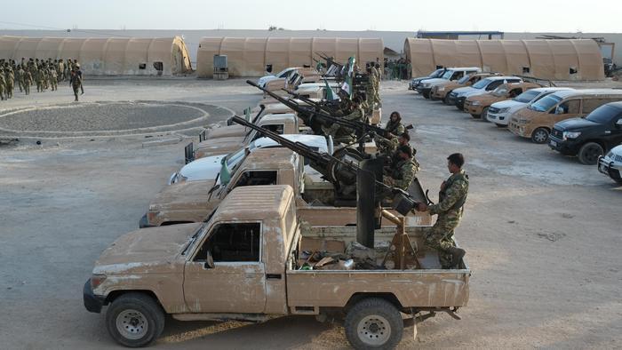 Siria:milizia filoturca,attacco stanotte