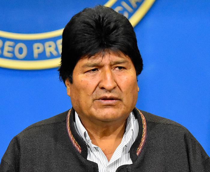 Morales non ha lasciato la Bolivia