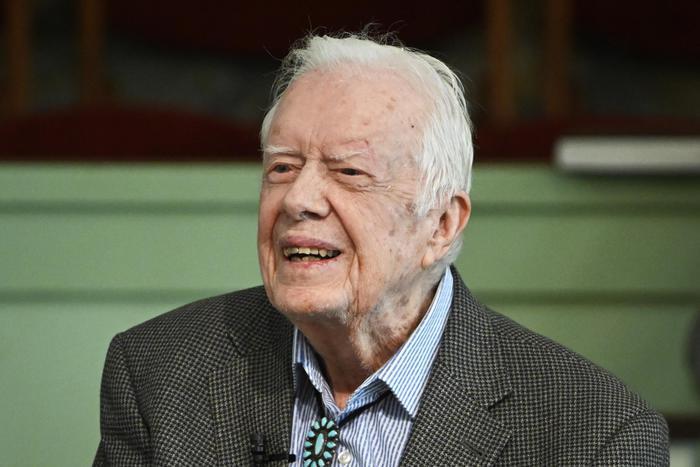 Usa: Carter, intervento riuscito