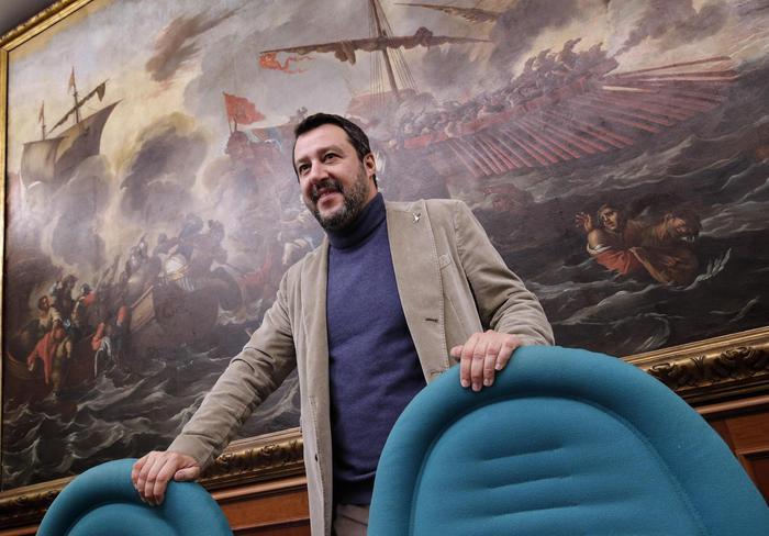Lega,in Campania programmi poi candidati