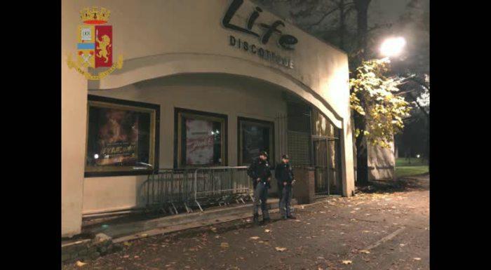 Torino, 10 giorni di stop per nota discoteca - Piemonte - Agenzia ANSA