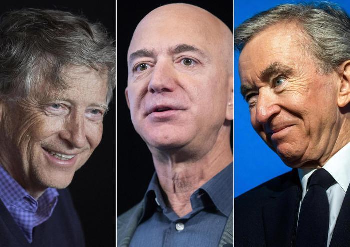 Gates supera Bezos, è il più ricco del mondo - Internet e Social