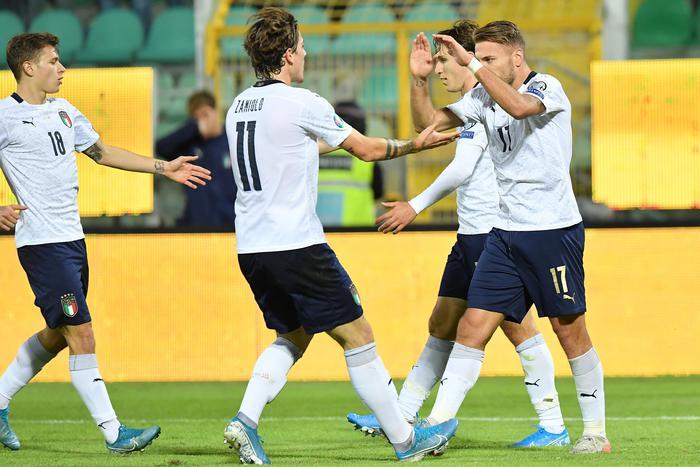 Euro 2020: Italia vittoria record, 9-1 con Armenia
