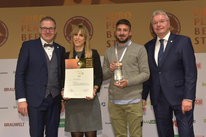 Birra Eremo Assisi su podio European beer star - Agenzia ANSA