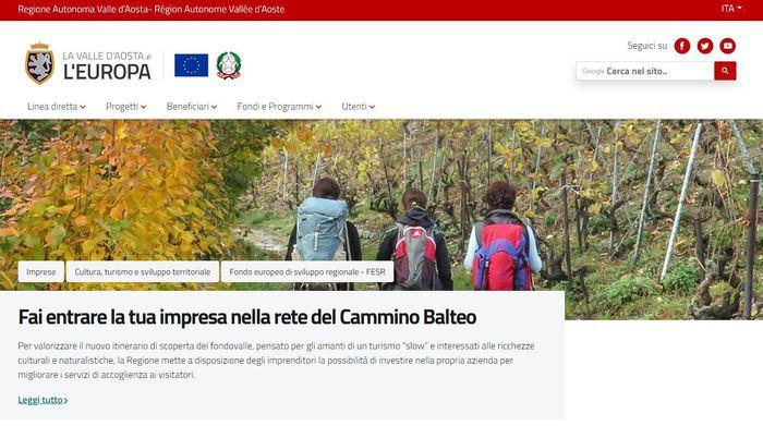 Nuovo canale Europa su sito Regione Vda - Agenzia ANSA