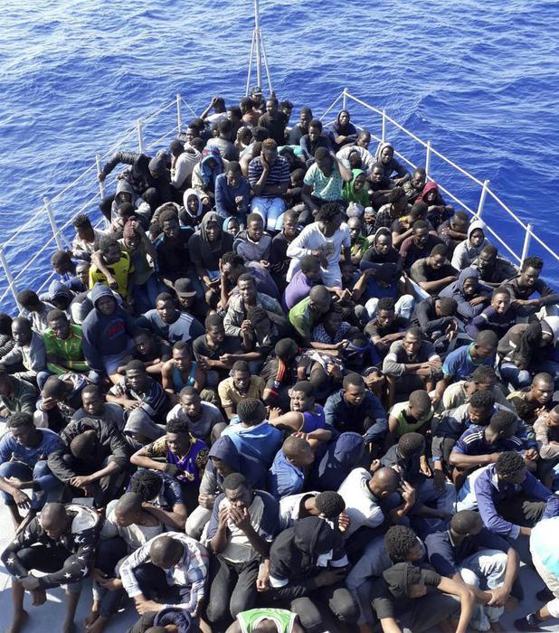 Libia: Salamé, senza pace esodo migranti