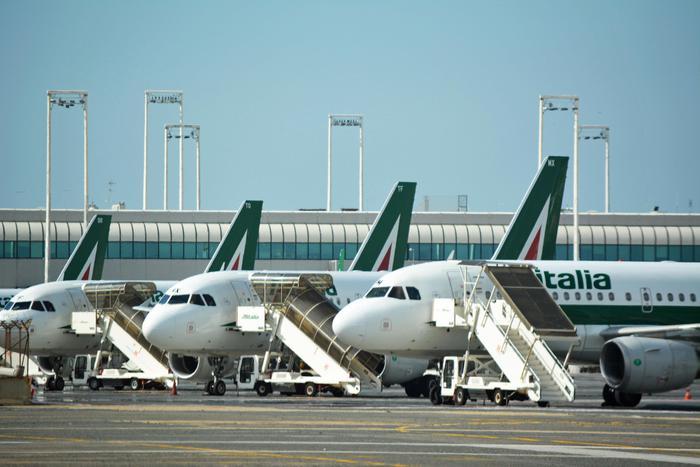 Alitalia:confermato stop trasporto aereo