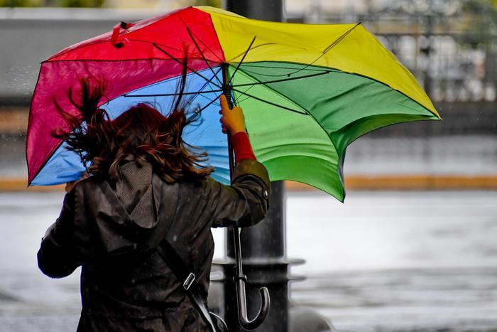 Maltempo: pioggia, vento e neve al Nord