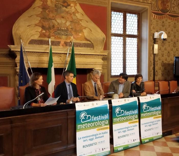 Torna a Rovereto il 'Festivalmeteorologia' - Agenzia ANSA