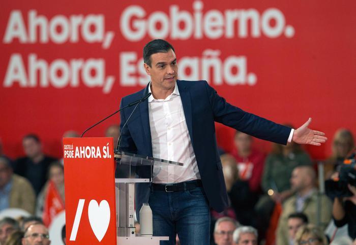 Spagna: Sanchez, superare l'impasse