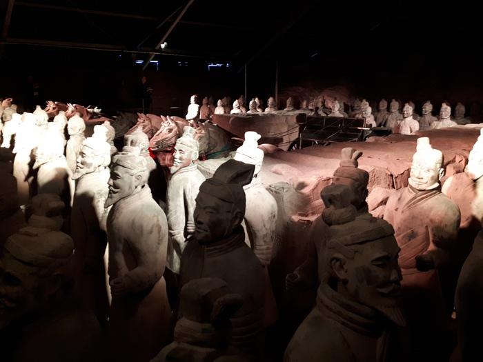 A Milano arriva il misterioso Esercito di Terracotta - Agenzia ANSA
