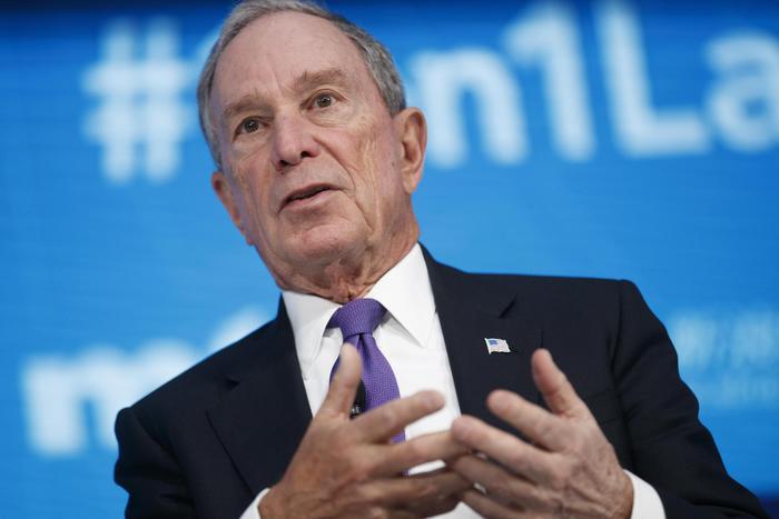 Usa 2020: Bloomberg presenta candidatura