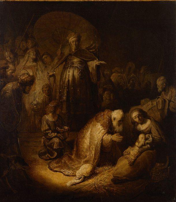 Un Rembrandt dall'Ermitage alla Pilotta di Parma - Arte