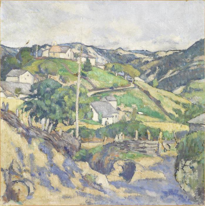Il paesaggio italiano dal 1850 a oggi - Arte