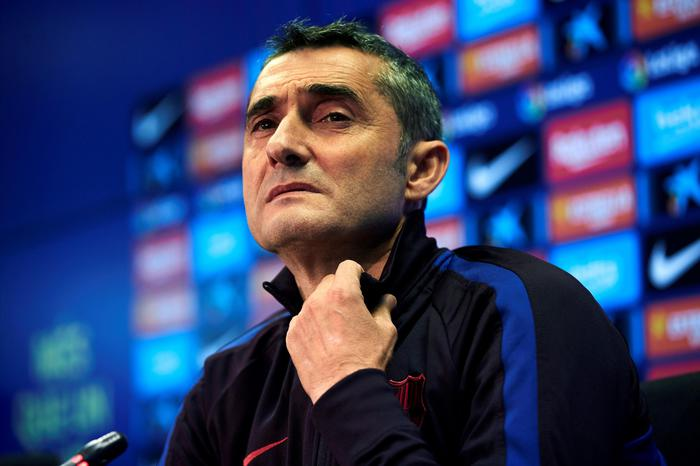 Champions: Valverde, Messi determinante ma deve riposare