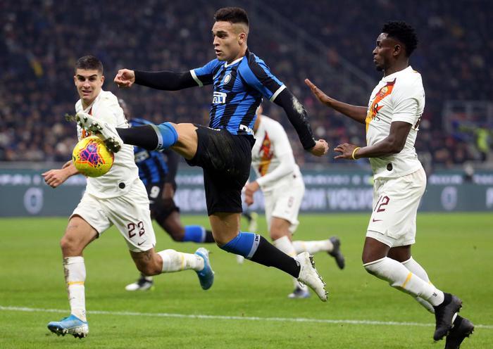 Serie A: Inter-Roma 0-0
