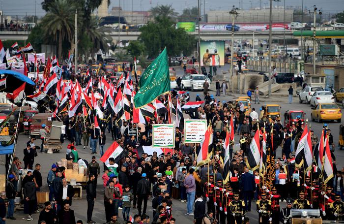 Iraq: spari su manifestanti, 25 i morti