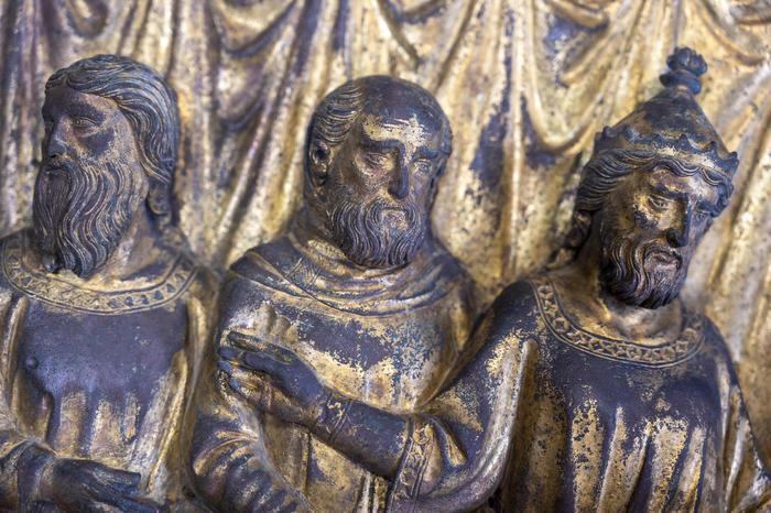 Le porte capolavoro del Battistero di Firenze di nuovo insieme - Arte