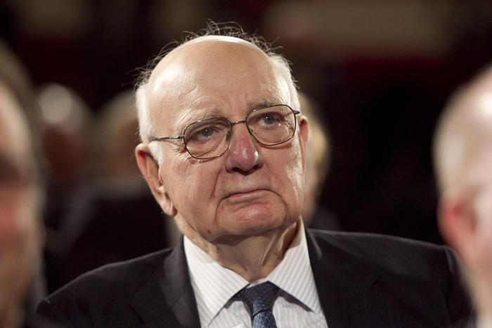 Morto Volcker, guidò Fed in anni '80