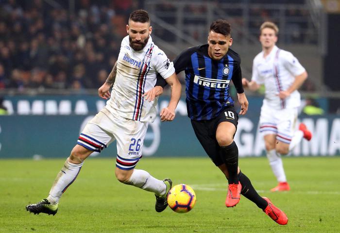 Sampdoria: debutta Tonelli, forse ultima di Caprari