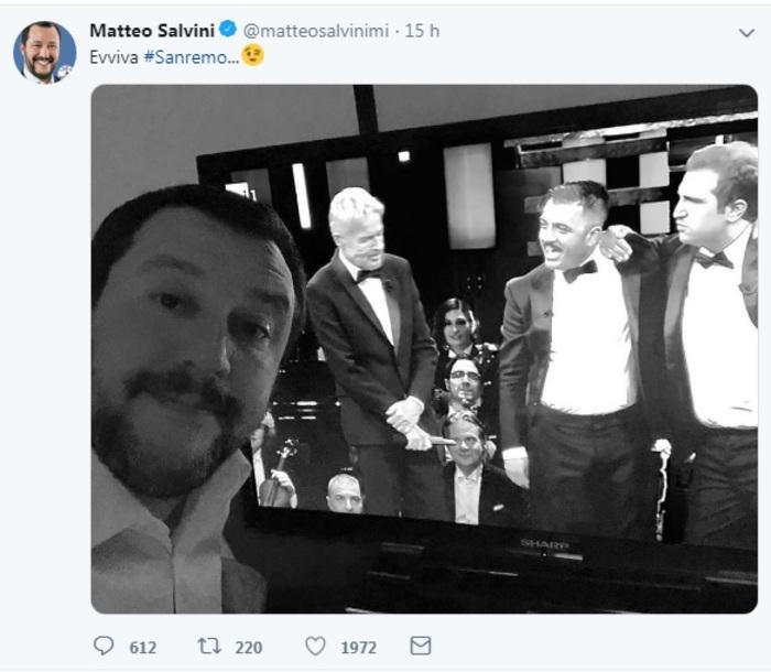 Pio e Amedeo a sanremo, l'ironia su Salvini conquista il Web