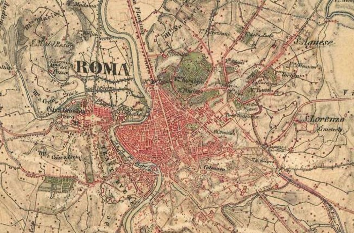 Cartina Puglia Google Maps.Come Erano Italia Ed Europa Nell 800 Ecco Google Maps Vintage Software E App Ansa