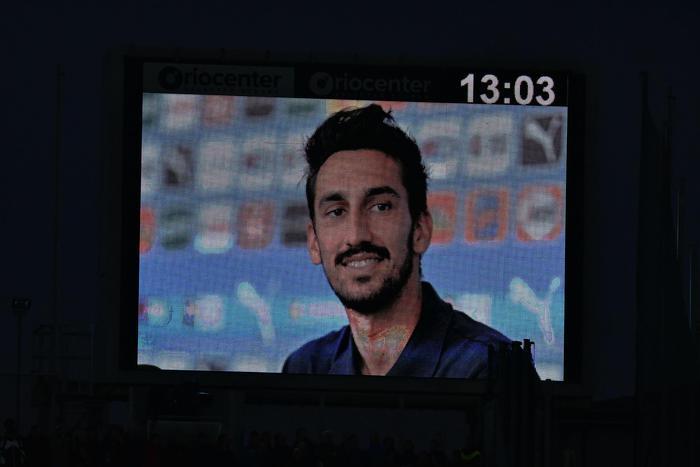 13', Cagliari-Fiorentina ricorda Astori