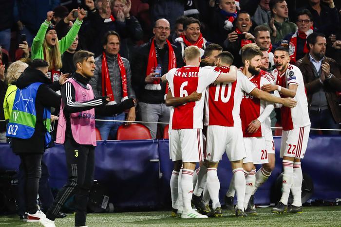 Champions: Ajax-Juventus è 1-1 2d6c5ccf3f155730c94f9e2c6919d53e