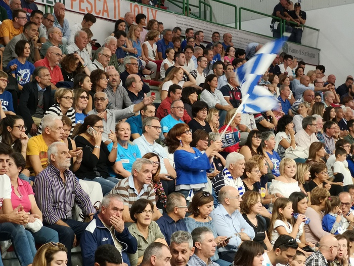 Basket: Sassari-Venezia, perfetta parità