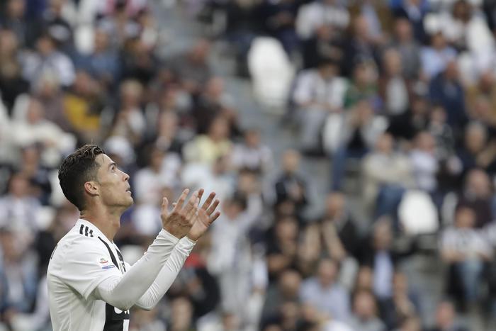 Scudetto alla Juventus, è l'ottavo di fila. Ronaldo: 'Grande stagione, resto al mille per cento' 61a8c78e28a2cbe79f9412edbcc1e56b