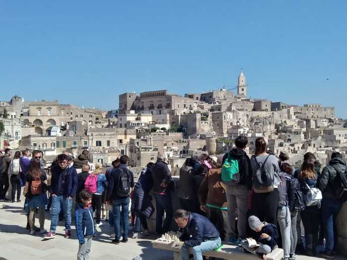 A Matera è un Ponte da tutto esaurito - Arte