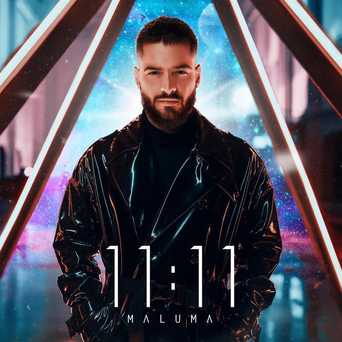 Nuovo album per Maluma, ecco 11:11