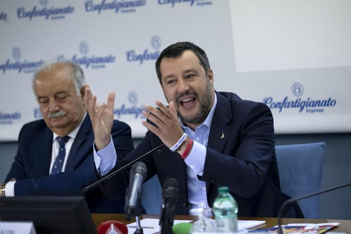 Only 2 deaths at sea in 2019 - Salvini - English