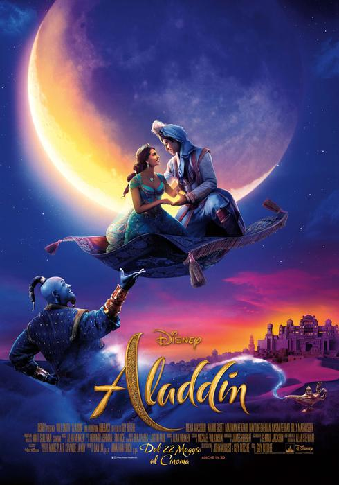 Aladdin tra un genio hip hop e una principessa forte