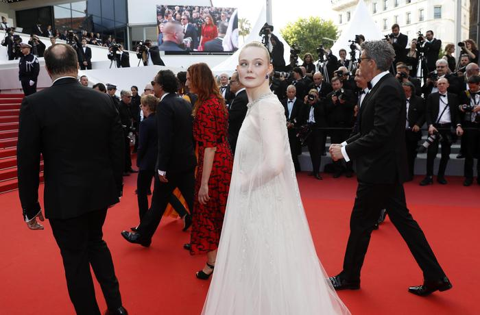 Elle Fanning Al Giffoni Film Festival