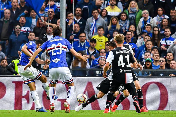 Sampdoria Juventus 2-0, Torino Batte Lazio 3-1